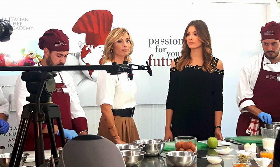 Italianchefacademy e Gustibus