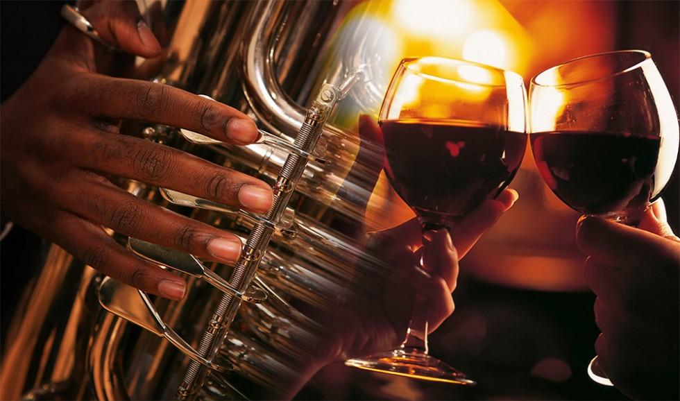 jazz-and-wine